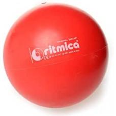 Aerobikos kamuolys Original Pezzi® Ritmica 19 cm 420 g Raudonas