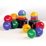 Aerobikos kamuolys Original Pezzi® Ritmica 19 cm. 420g.