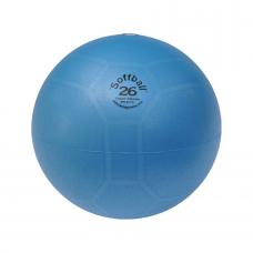 Aerobikos Kamuolys PEZZI Softball MAXAFE 26 cm. Mėlynas