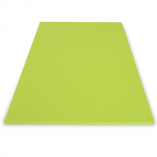Aerobinis kilimėlis Yate, 10 mm - žalias
