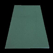 Aerobinis kilimėlis Yate, 12 mm - tamsiai žalia