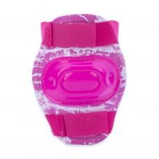 Apsaugų rinkinys Spokey AEGIS, rožinės spalvos