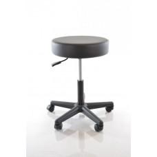 Apvali kėdė RESTPRO MS02, juoda