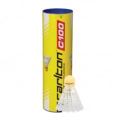 Badmintono plunksnelės Carlton C100 3vnt