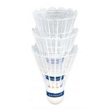 Badmintono plunksnelės SEAGULL 3vnt 01