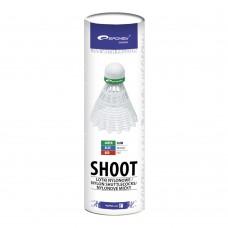 Badmintono plunksnelės Spokey SHOOT