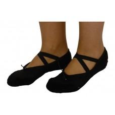 Baleto bateliai 6627 black 23-35