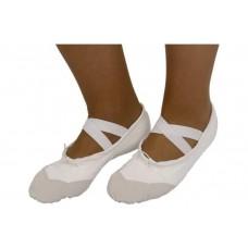 Baleto bateliai 6646 white 23-35
