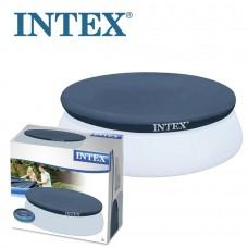 Baseino uždangalas INTEX Krystal Clear, 457 cm