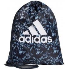 Batų krepšys ADIDAS DT2601 black-blue, white logo