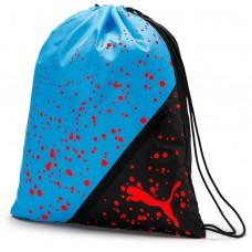 Batų krepšys PUMA LIGA 07521621 blue-black, red logo