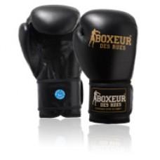 Bokso pirštinės BOXEUR BX-501X, juodos