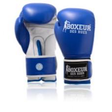 Bokso pirštinės BOXEUR BX-501X, mėlynos