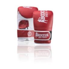 Bokso pirštinės BOXEUR BXT-5140, raudonos