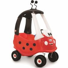 Boružėlės formos automobilis