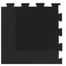 Danga, tinkama naudoti po svoriais - kampas Marbo Puzzle, juoda - 0.6 cm