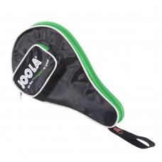 Dėklas Stalo Teniso Raketėms Joola Pocket - Žalia / Juoda