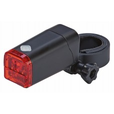 Dviračio žibintas galinis PROPHETE LED BATTERY REARLIGHT