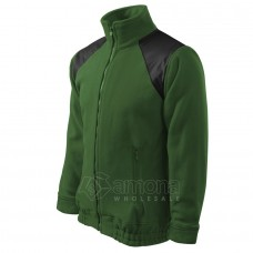 Džemperis HI-Q 506 Fleece Unisex Bottle Green