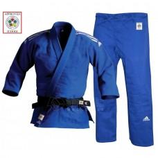 Dziudo kimono adidas Champion II, mėlyna