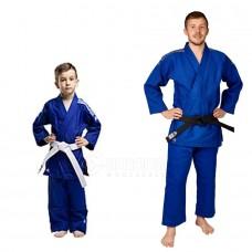 Dziudo kimono adidas CONTEST II, mėlyna