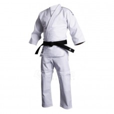 Dziudo kimono Adidas J500 Training, balta
