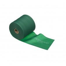 Elastinė juosta Thera-Band be latekso, Žalia