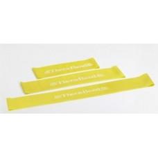 Elastinės juostos kilpa Thera-band, geltona