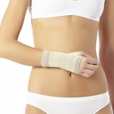 Elastinis sutvirtintas riešo įtvaras (Eco elastic) L dydis