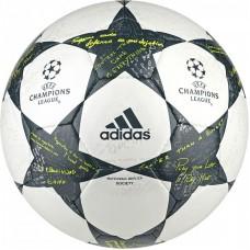 Futbolo kamuolys adidas Champions League Finale 16 Society AP0381
