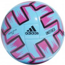 Futbolo kamuolys adidas EURO2020 UNIFORIA CLUB FH7355 blue
