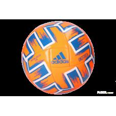 Futbolo kamuolys adidas EURO2020 UNIFORIA CLUB FP9705 orange
