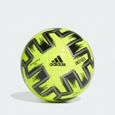 Futbolo kamuolys adidas EURO2020 UNIFORIA CLUB FP9706 yellow