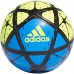 Futbolo kamuolys adidas GLIDER CW4170 blue-yellow-black