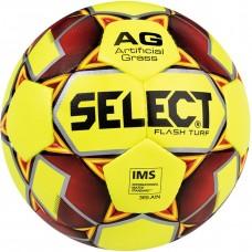 Futbolo kamuolys Select Flash Turf 5 2019 IMS 14991
