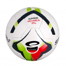 Futbolo kamuolys Spokey JUNIOR TRAINER Red/Green