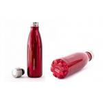 Gertuvė Izoterminė Yoko Design 500 ml, Blizgi Raudona