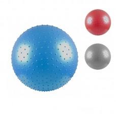Gimnastikos ir masažo kamuolys InSPORTline 55 cm