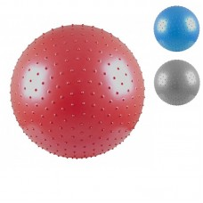 Gimnastikos ir masažo kamuolys InSPORTline 65 cm