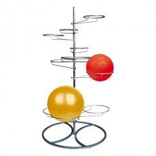 Gimnastikos kamuolių stovas inSPORTline