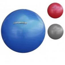 Gimnastikos kamuolys inSPORTline 65 cm su gumomis