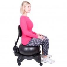 Gimnastikos kamuolys-kėdė inSPORTline G-Chair