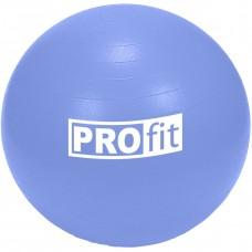 Gimnastikos kamuolys PROFIT  45cm su pompa DK 2102