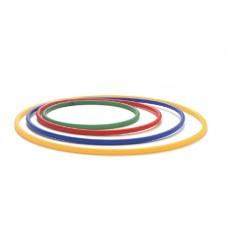 Gimnastikos lankas 75 cm, geltonas