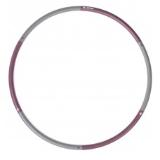 Gimnastikos lankas HOOLA-HOOP 1,1kg, 100,5 cm
