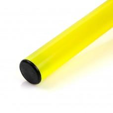Gimnastikos lazda METEOR Spike 150 cm
