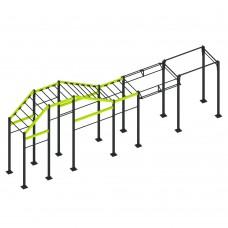 Gimnastikos sienelė inSPORTline  Cage 40