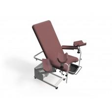 Ginekologinė kėdė TN-GCE-2, dviejų dalių, elektrinė