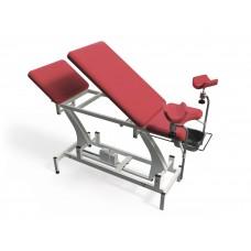 Ginekologinė kėdė TN-GCE-3, trijų dalių, elektrinė