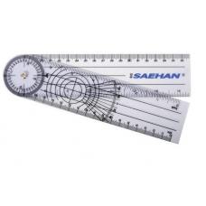 Goniometras 20 cm Rulong